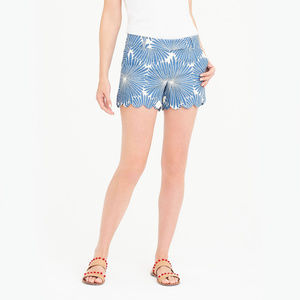 "NEW ARRIVAL! J. CREW FACTORY 4"" Scalloped Shorts"